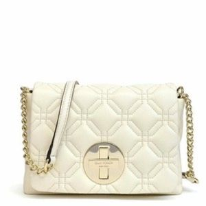 Kate spade Astor court Naomi quilted crossbody bag